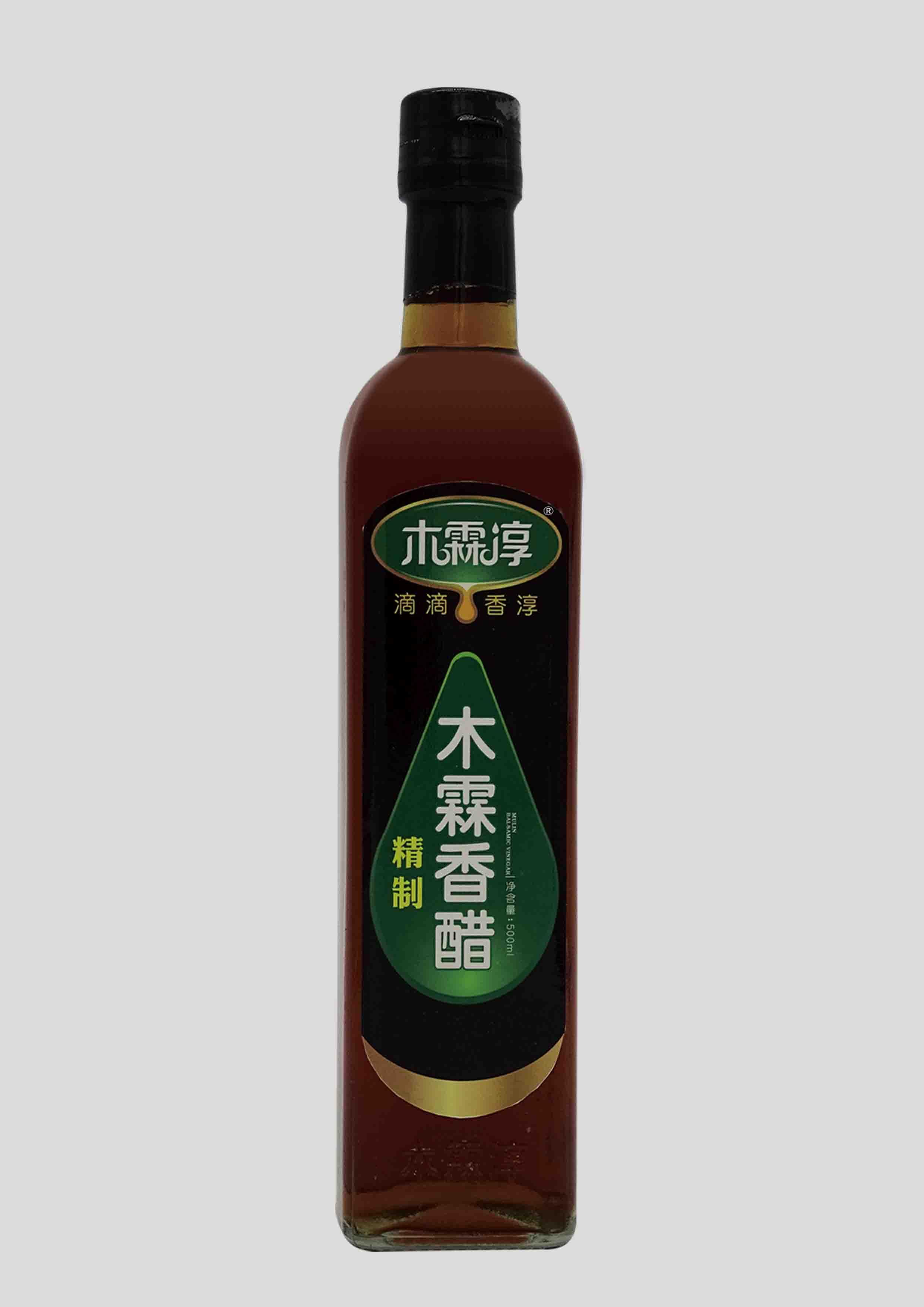 精制木霖香醋500ML