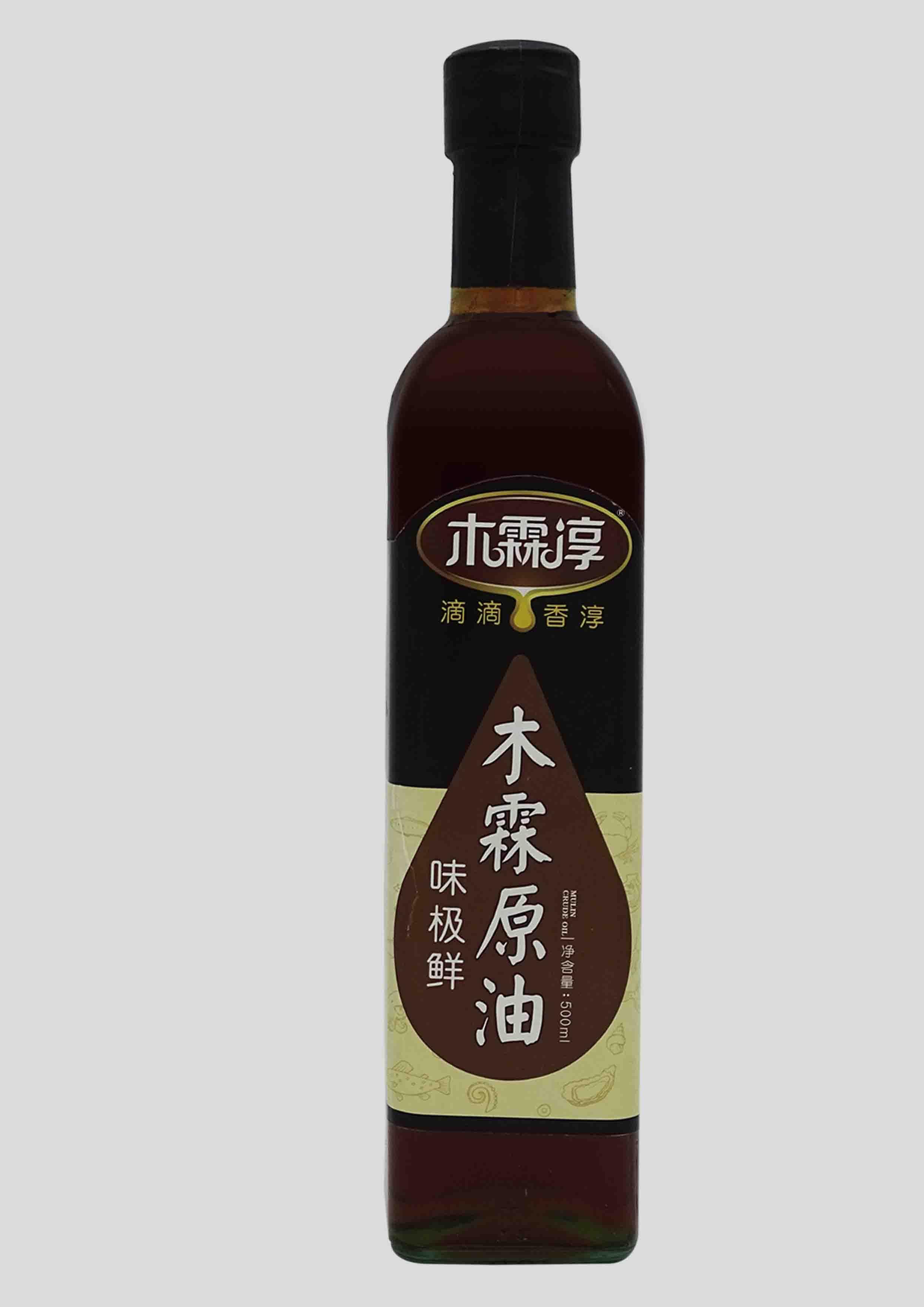 木霖原油500ML