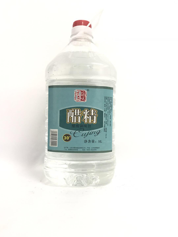 柴府原味醋精5L