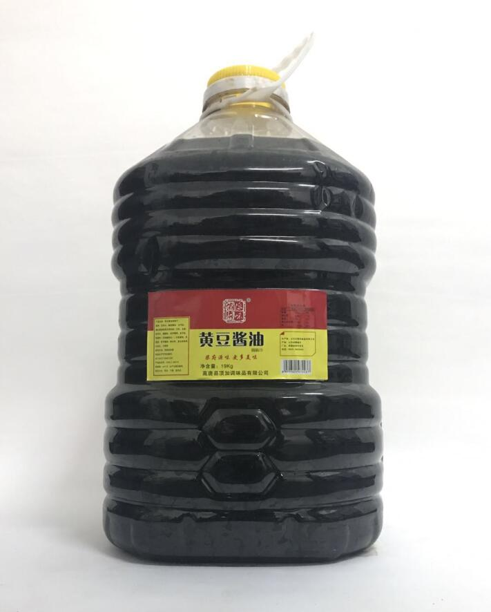 柴府原味黄豆酱油19kg