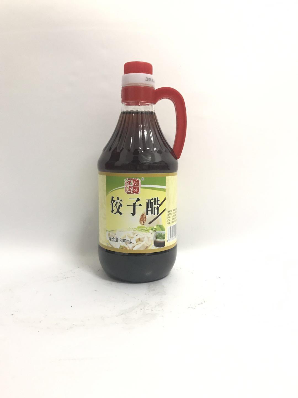 柴府原味饺子醋800ML