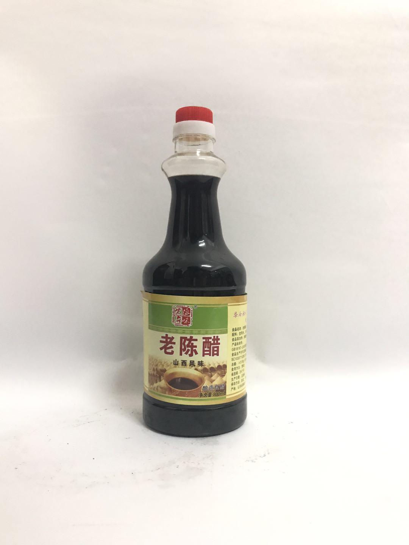 柴府原味老陈醋800ML