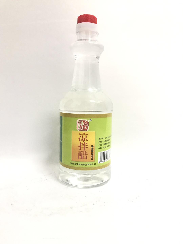 柴府原味凉拌醋800ML