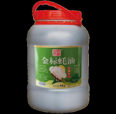 柴府源味金标蚝油6kg