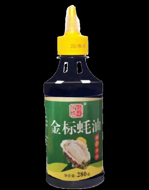 柴府源味金标蚝油280g